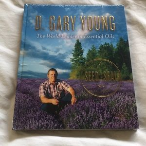 Young Living Book - new with plastic on it